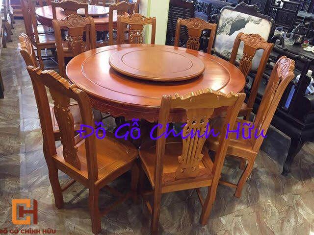 Bàn ghế ăn gỗ gõ đỏ – mã 1471