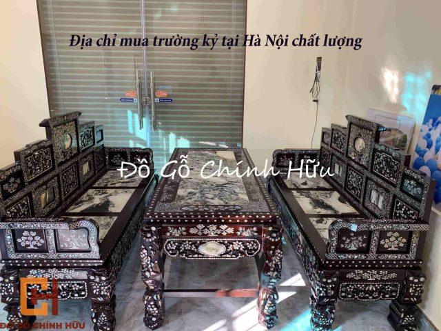 Địa chỉ bán trường kỷ tại Hà Nội