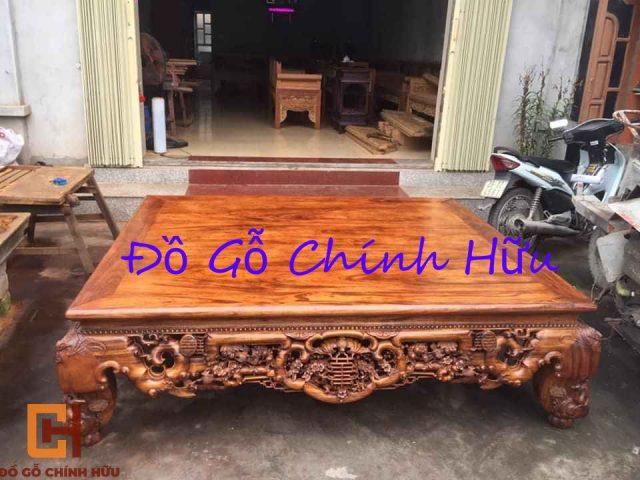 Sập ngũ phúc gụ Quảng Bình – mã 1224